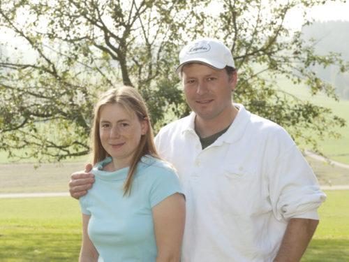 Andreas und Silvia Lugeder